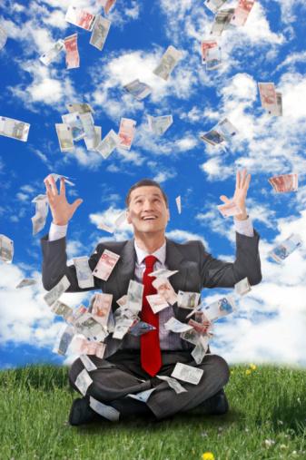 Binnen 10 minuten staat het gewenste geldbedrag op jouw rekening!.
