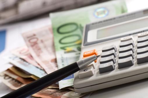 Portemonnee vullen met een klein kredietje
