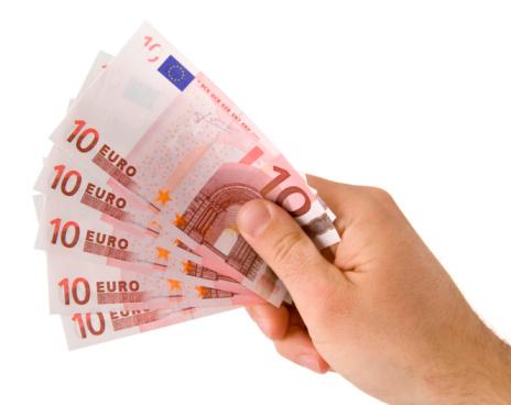 600 euro razendsnel op je rekening krijgen
